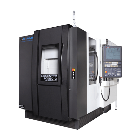 Kitamura Mycenter-HX250iG - Ultra Compact Horizontal Machining Center - HXG-Series