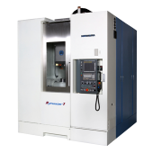 Kitamura Mytrunnion-1 - 5-Axis Machining Centers