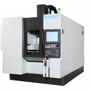 5-Axis Machining Center, Kitamura, Mytrunnion-4G, Complex Machining